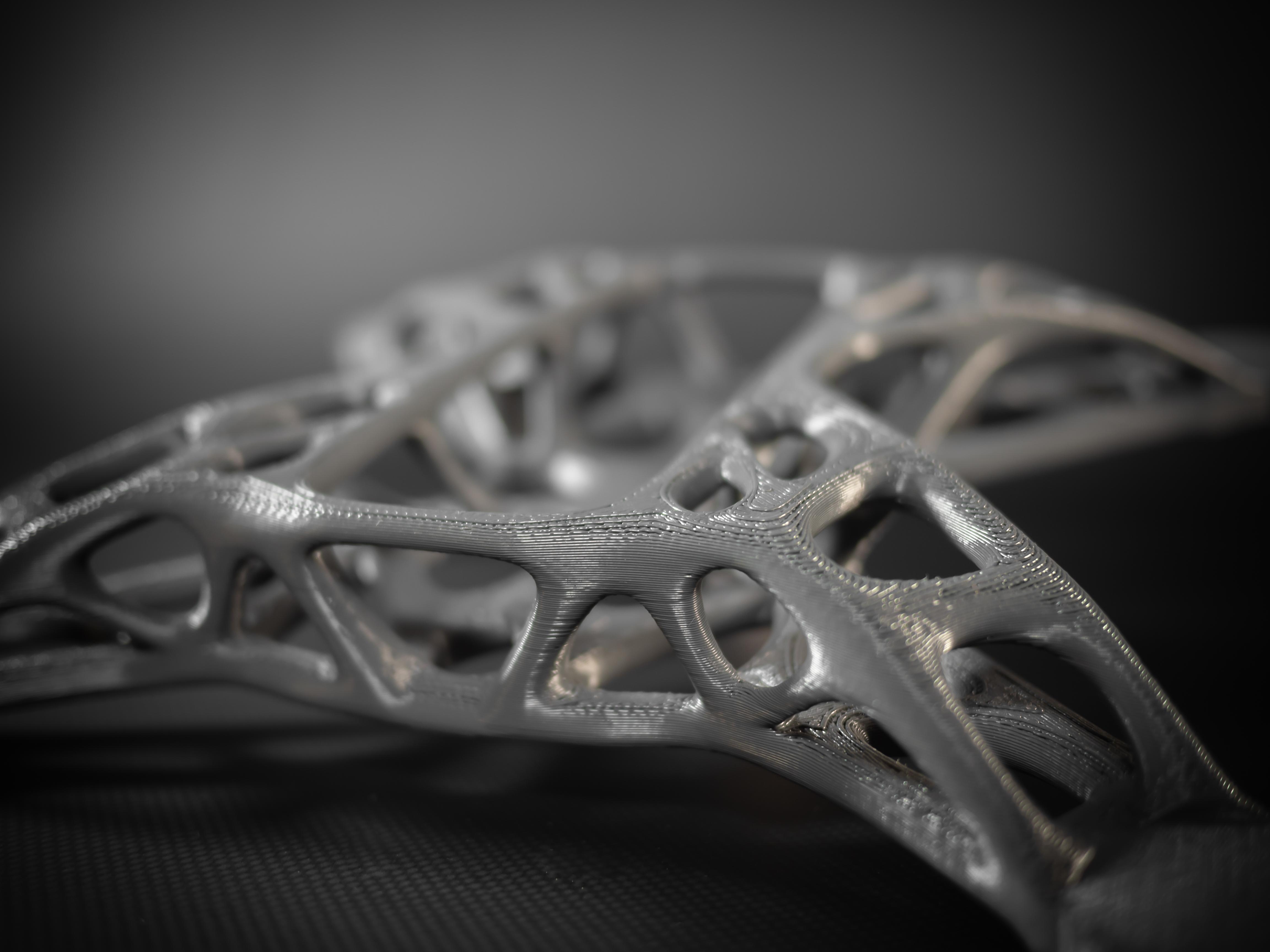 Impression 3D d'un châssis en ABS
