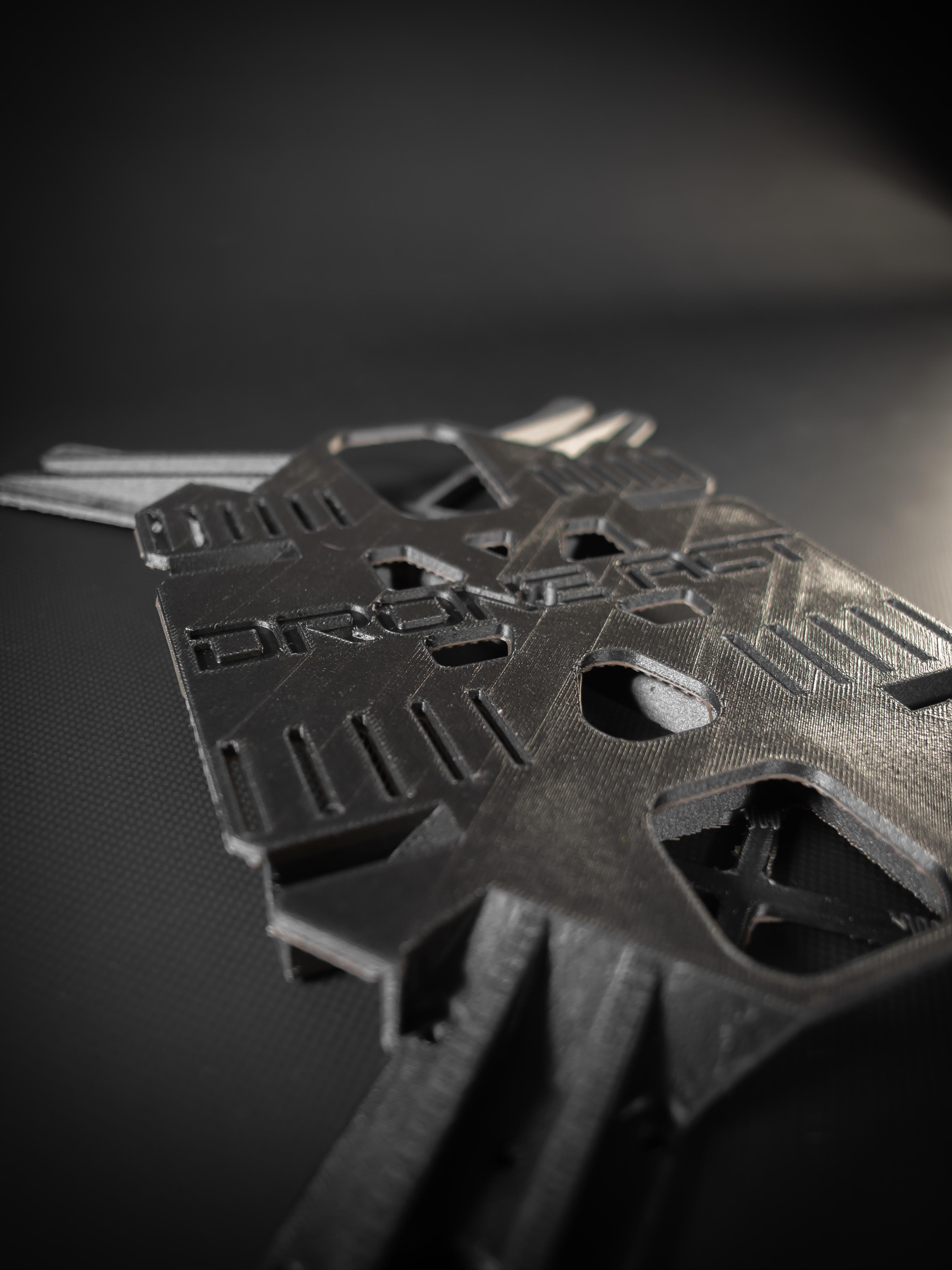 Impression 3D d'un châssis de drone en Nylon 12 CF